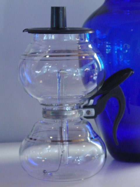 Cory Vacuum Coffee Pot Great Design With Glass Filter By