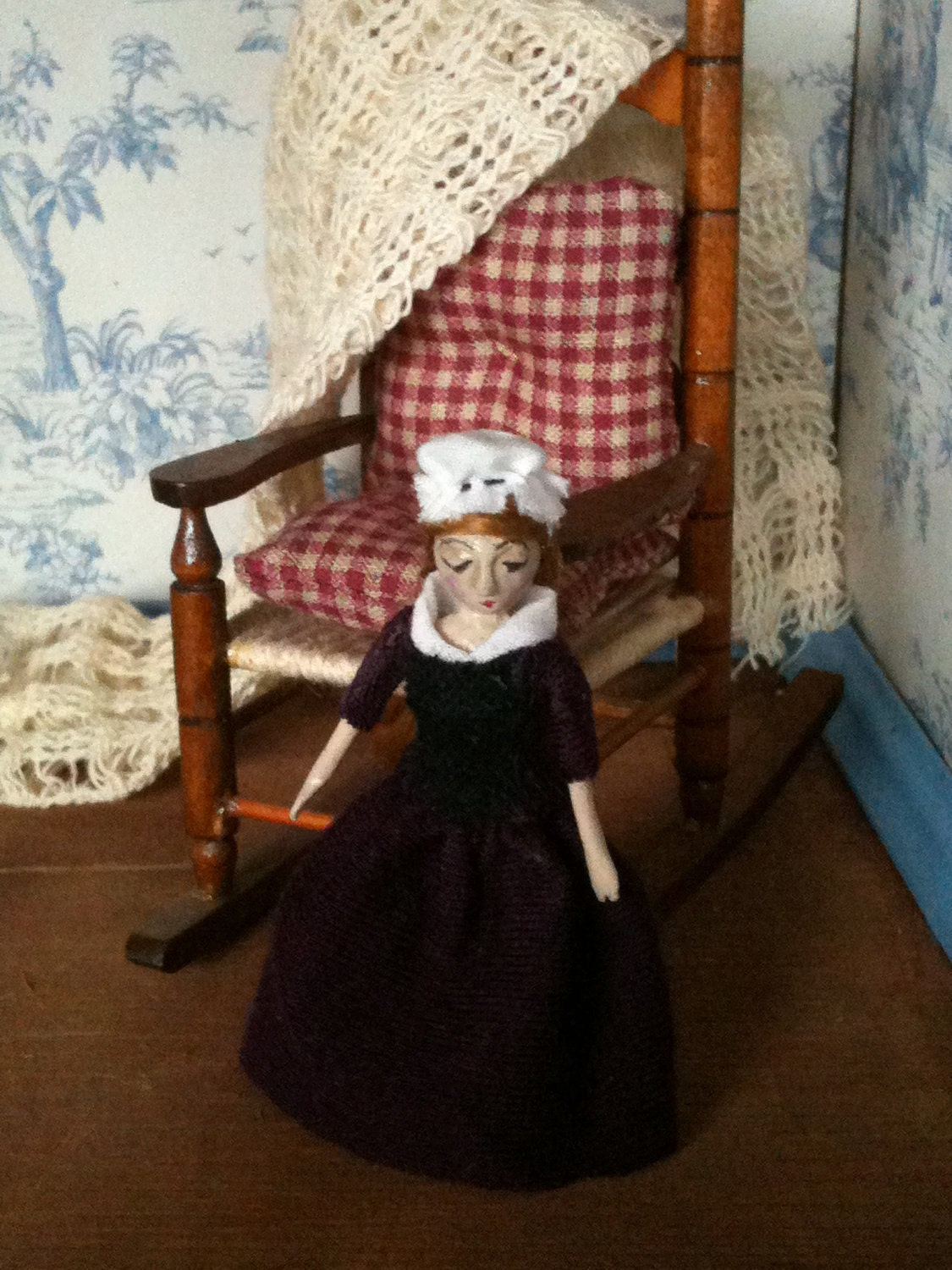 Antique Style Doll's Doll