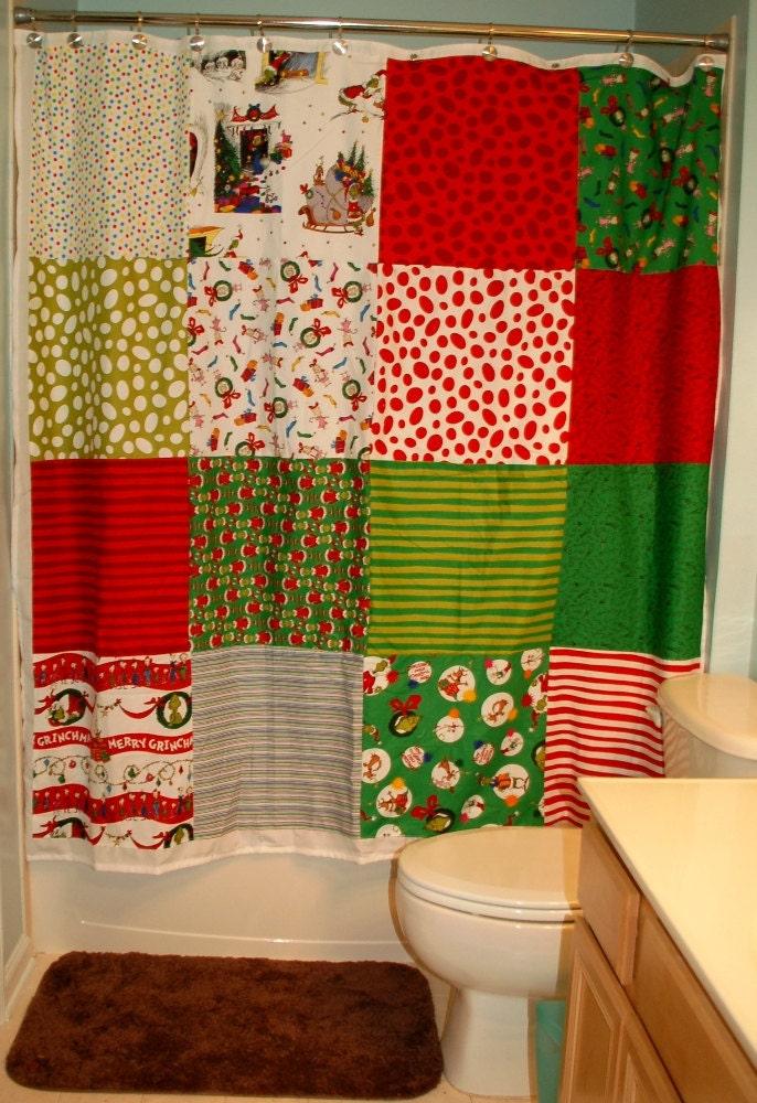 Shower Curtains Christmas Decoration News