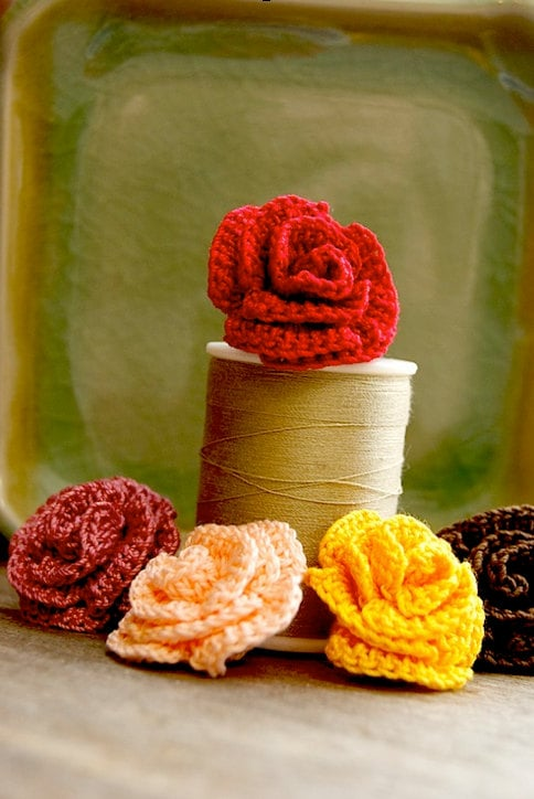 Crochet Flower Pattern Dahlia : Unavailable Listing on Etsy