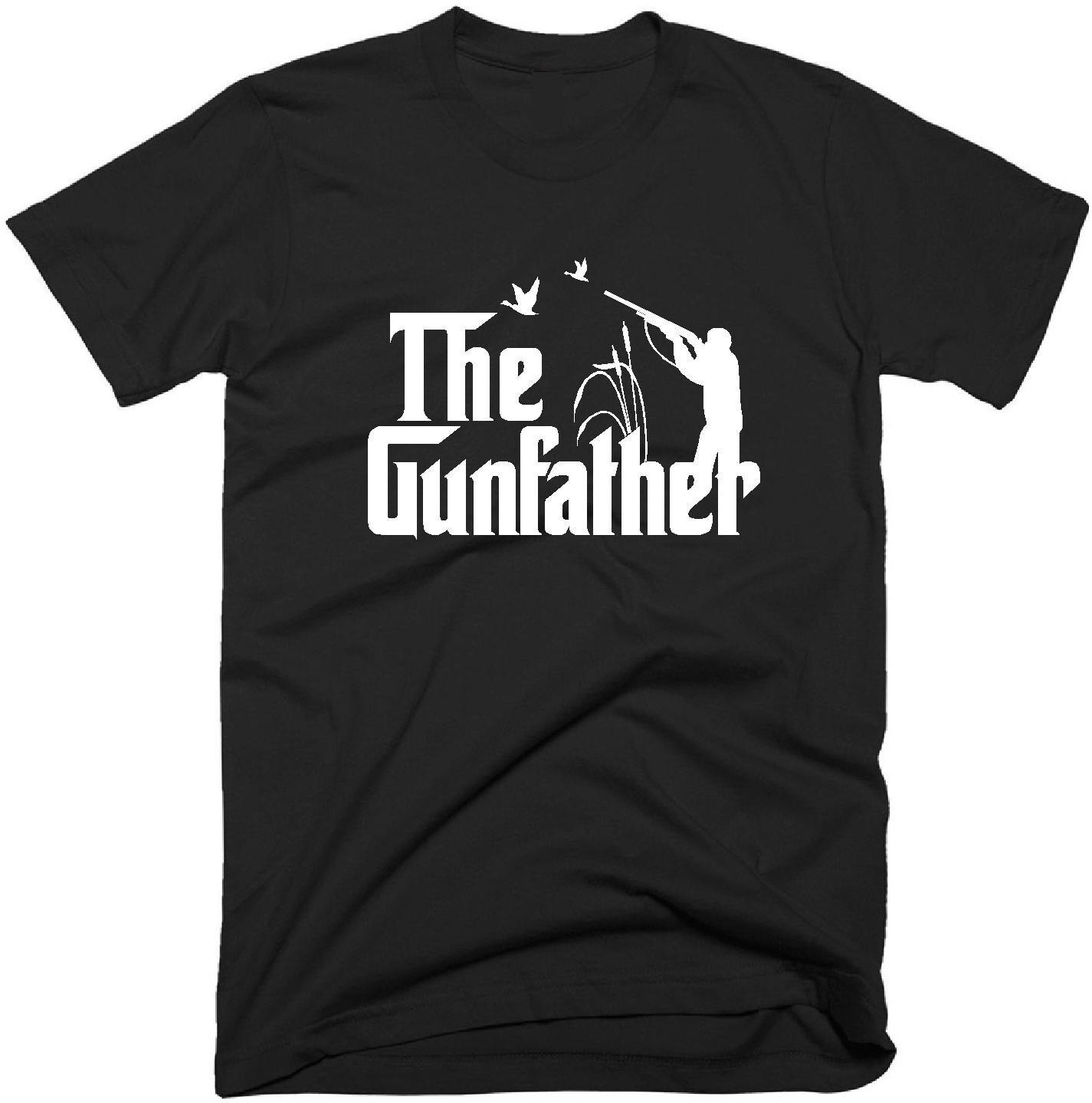 The Gunfather TShirt Hunting Shooting Tee Shirt.