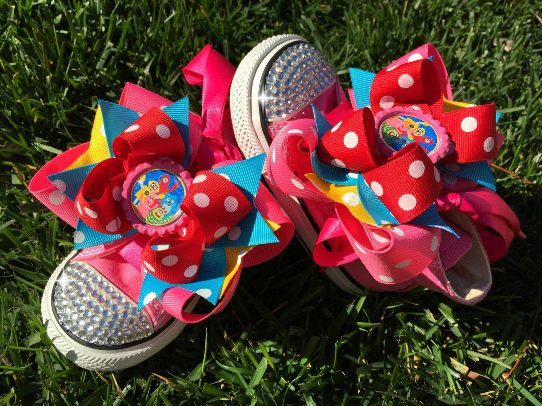 Yo gabba gabba shoes adults