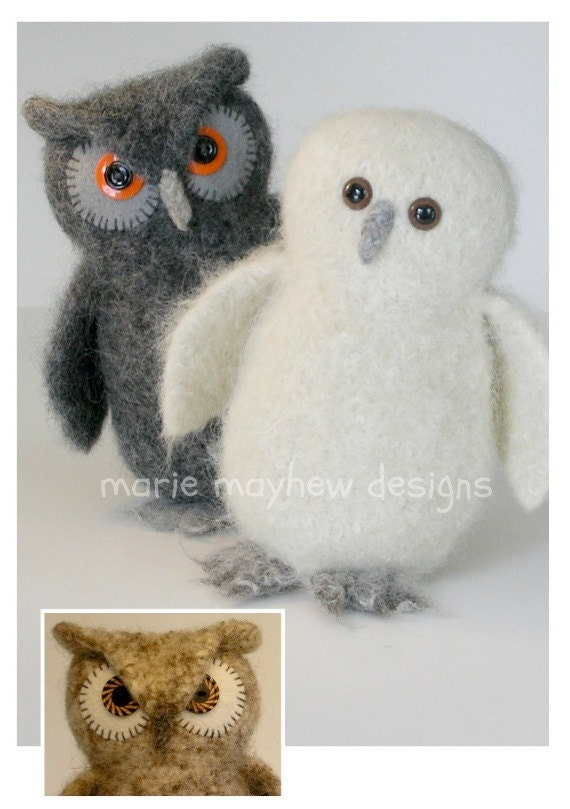 Free Knitting Pattern + felting - Knitting Daily