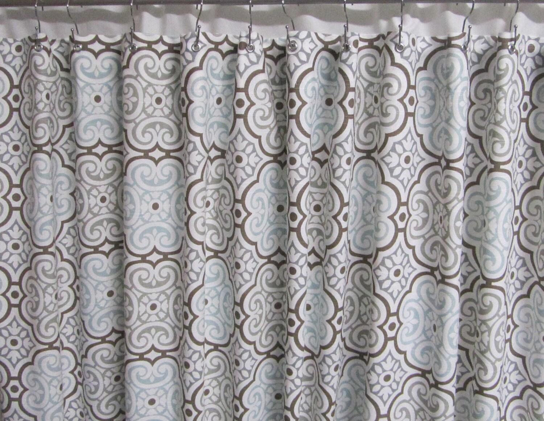 Curtain medallions