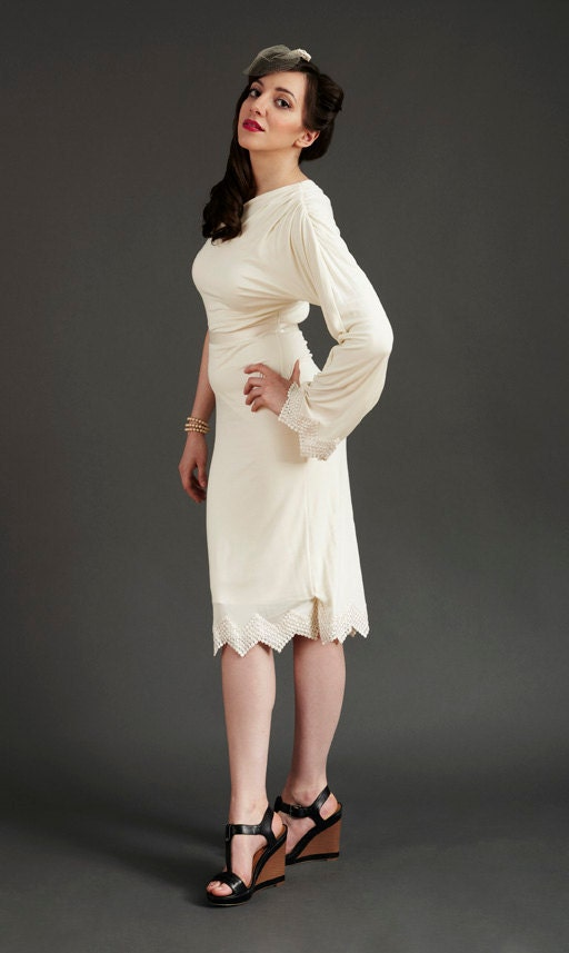 40s Style Wedding Dresses - Wedding Dress Designers
