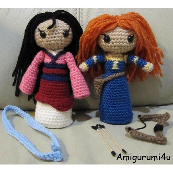 Creative Culture of Japan: Amigurumi - Crochet Stuffed Dolls