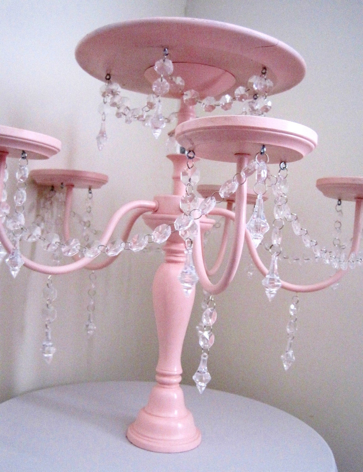 Chandelier Cake Stand For Sale
