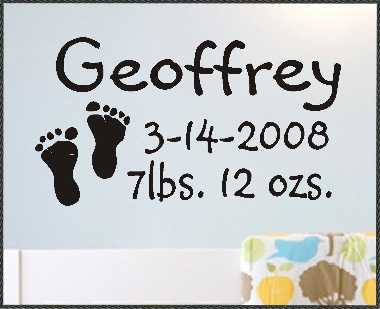 Footprints Baby Footprint Poetry  Poems Poetry amp Quotes