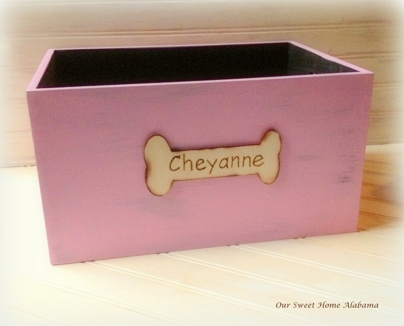 Build Your Own Toy Storage Box