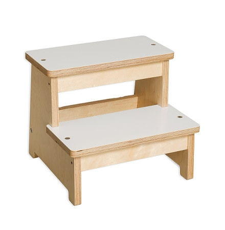Wood Step Stool Kids Step Stool Toddler Step By