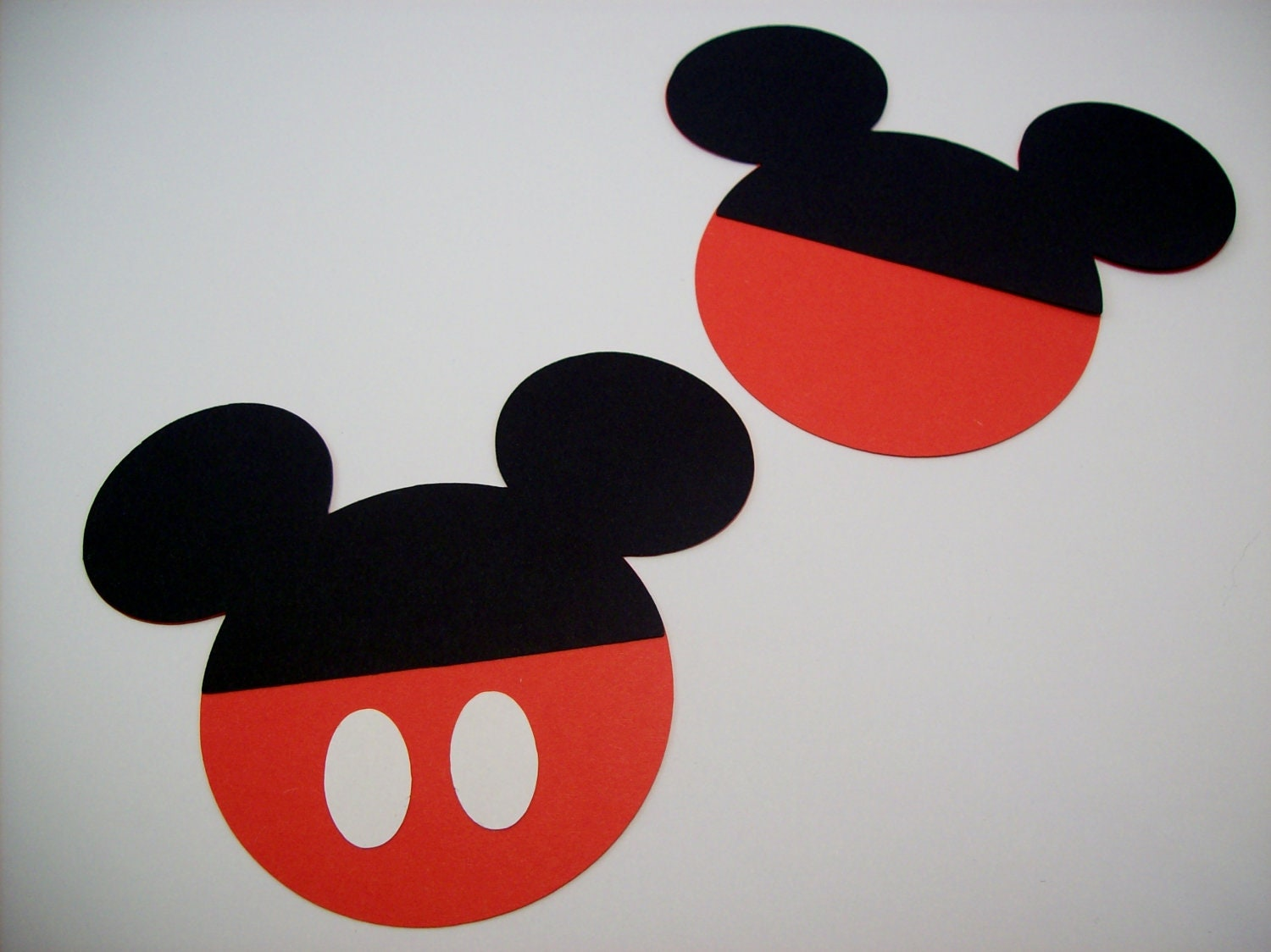 mickey mouse cut s - photo #9