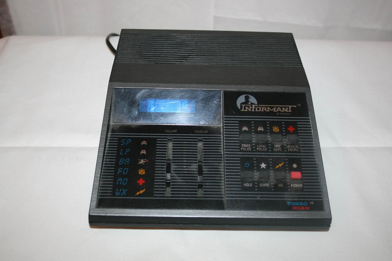 Police Radio Scanners