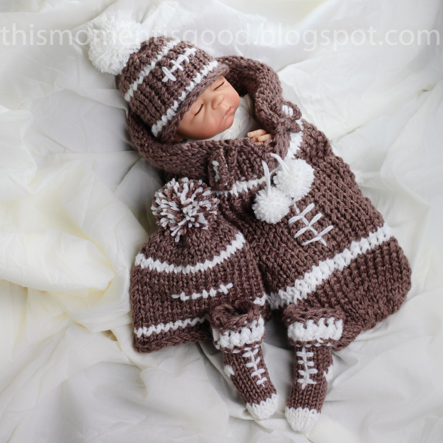 Beautiful Free Cocoon Knitting Patterns For A Baby Collection ...