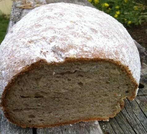Rice Bread (gluten free, no dairy, no gum)