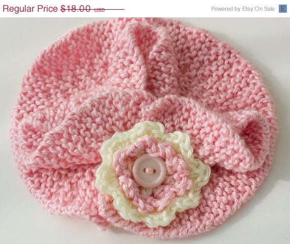 Little Girl's Pink Neck Warmer,  Ruffle  Scarf,  Hand Knit  Child's Scarf, Soft , Girl 4-9 Years Old - beadedwire