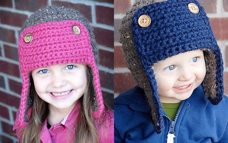 Вязание крючком для мальчика шапки