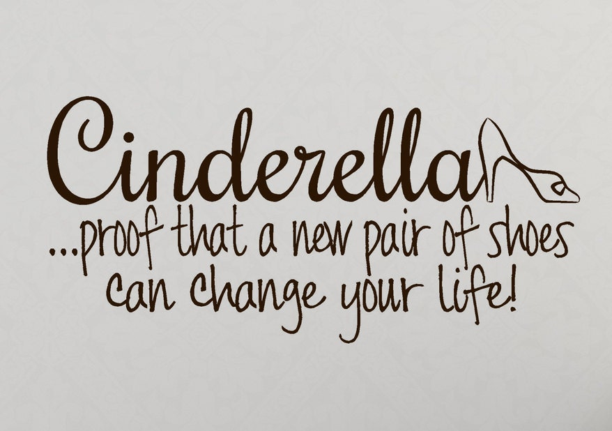 Wall Decal Children Decor Proof that a New pair by ...