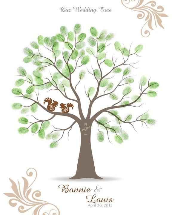 Поздравление про дерево 50