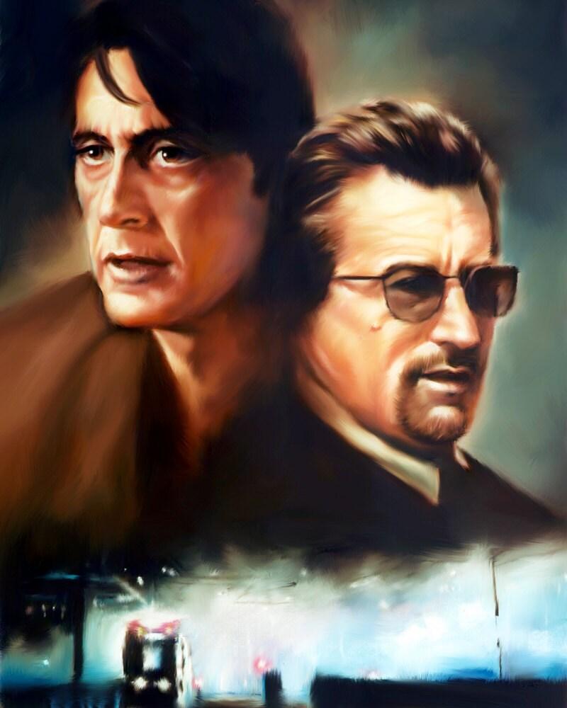 Deniro and pacino new movie