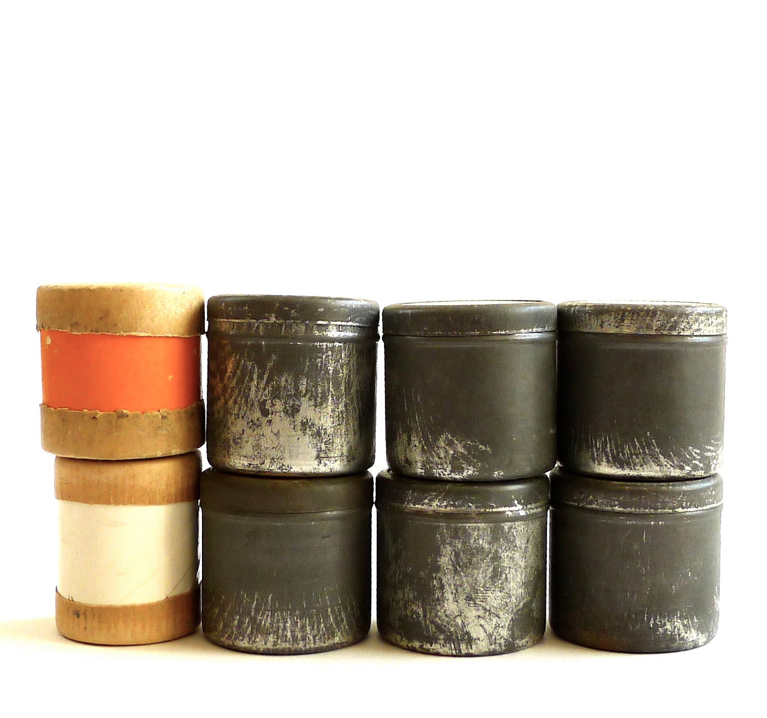 Vintage Film Canisters - marybethhale