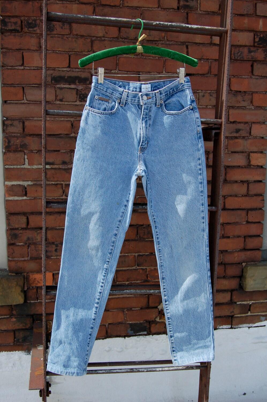 vintage Calvin Klein boyfriend jeans // women's size US2