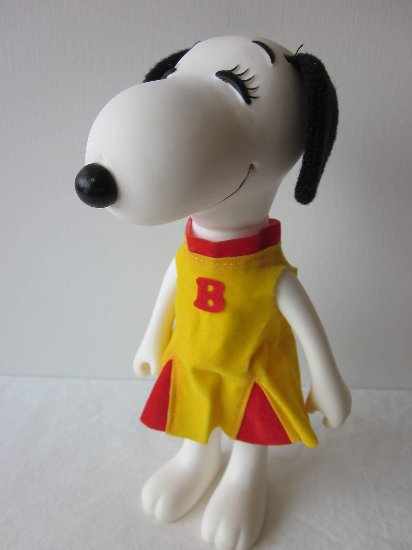 Vintage Snoopy Belle Doll from Knickerbocker - NostalgiaMama