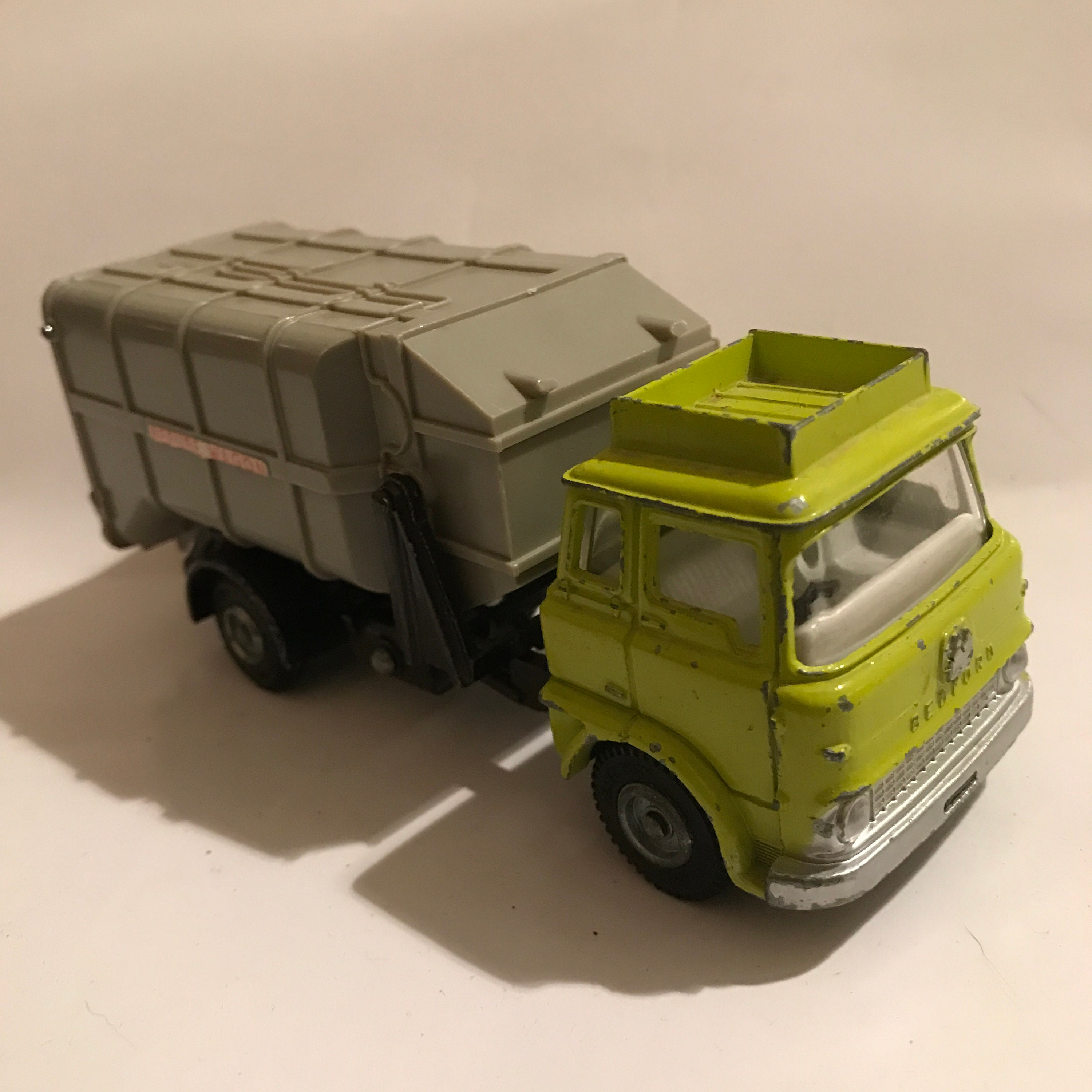 Vintage Dinky Meccano Toys Refuse Truck