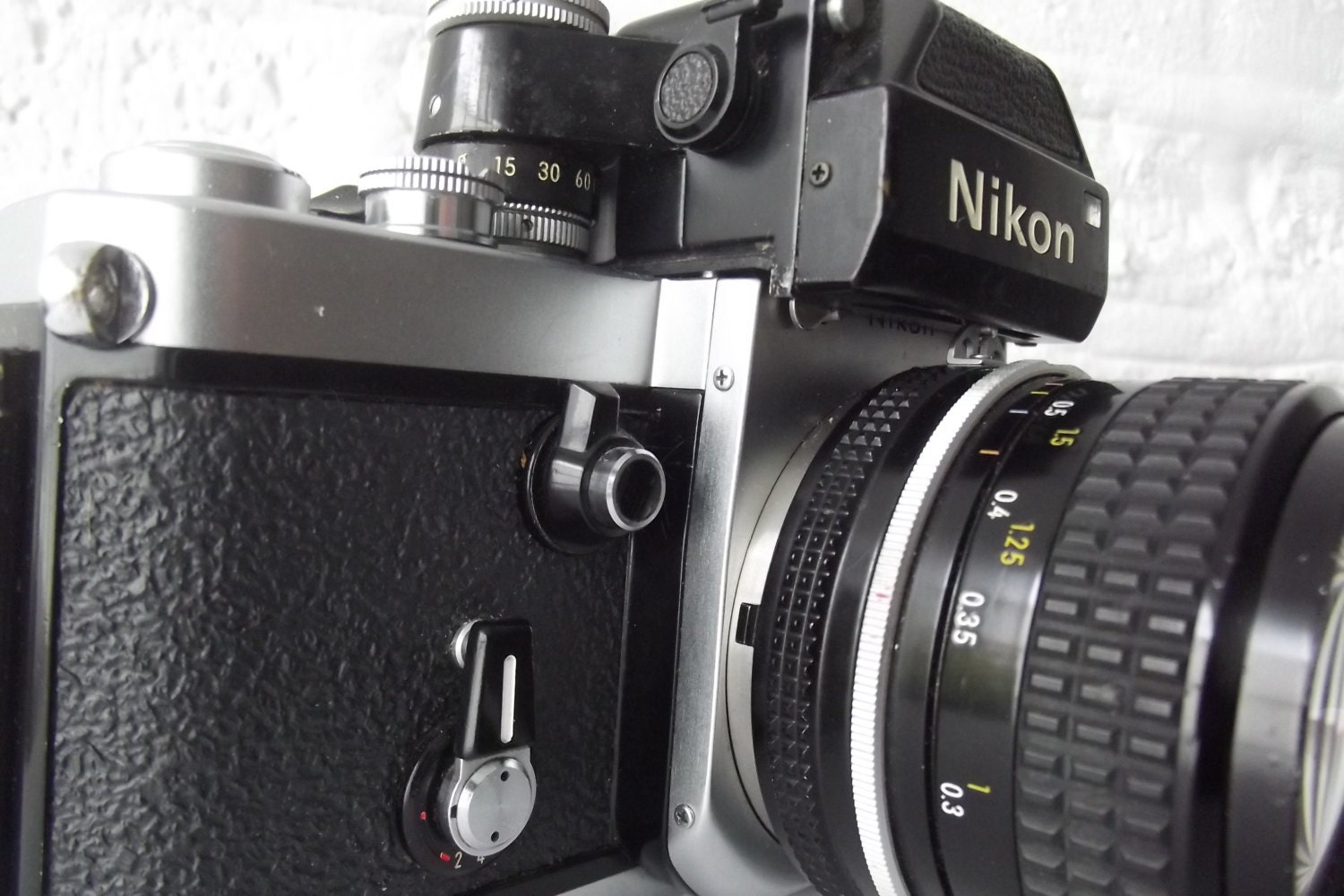 Nikon F2 Beauty - ToolsforBendingLight