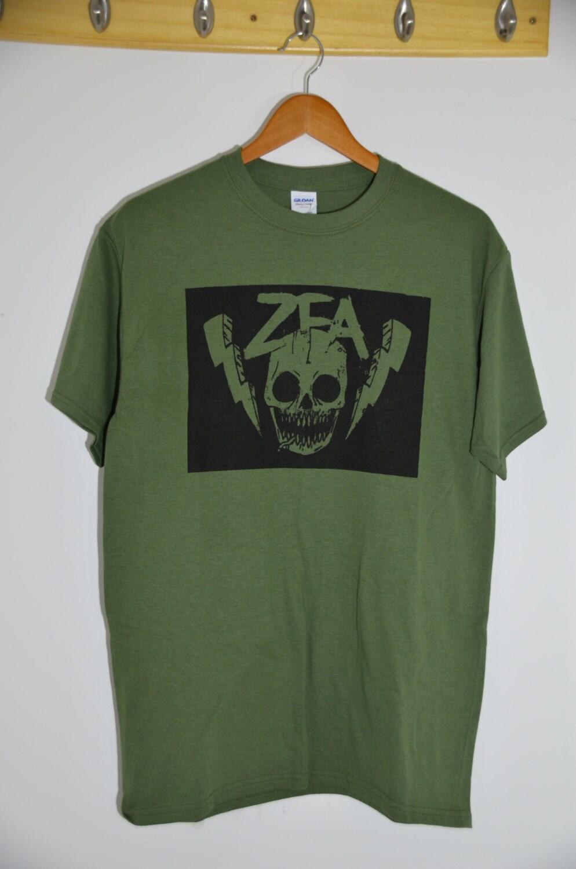 ZFA Smoker Skull Tee