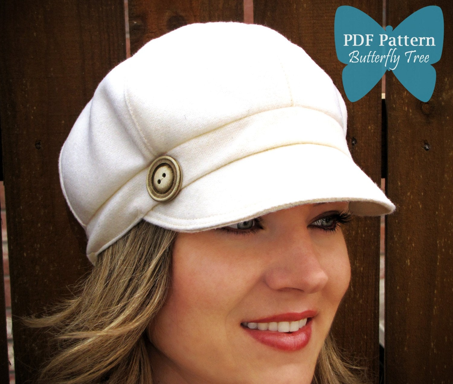 No sew fleece hats for adults