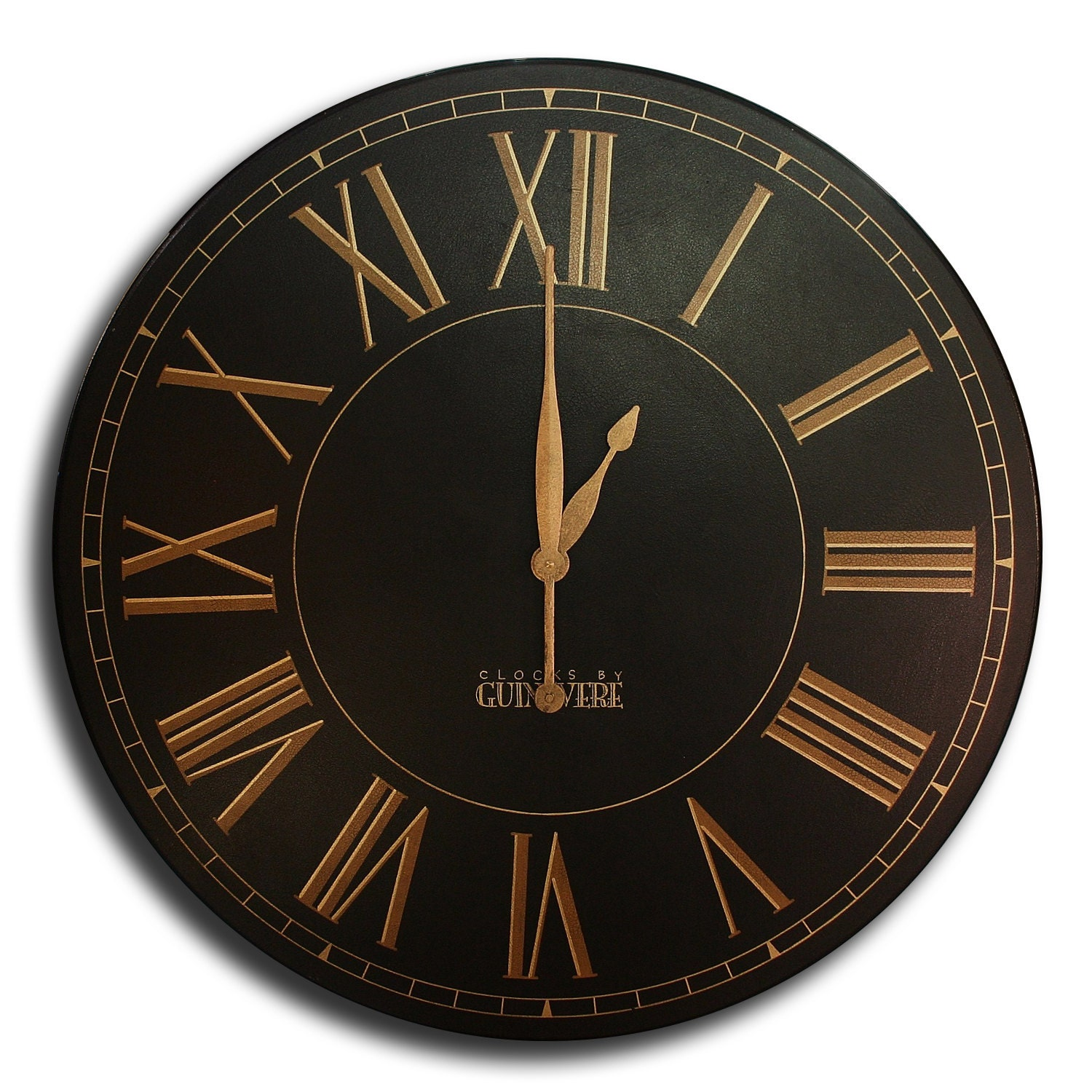 Large Wall Clock 36in Gallery Antique Style By Theclockhouse