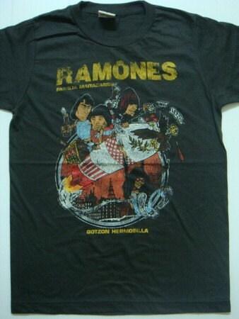 Ramones T Shirt Women