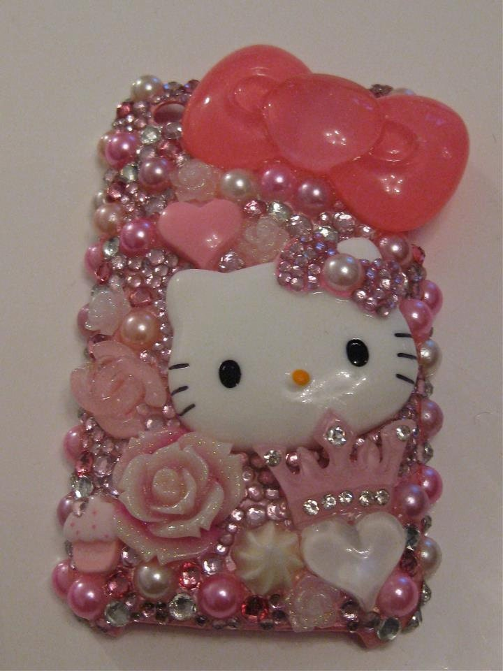 HELLO KITTY Phone Case iPhone 3 GS