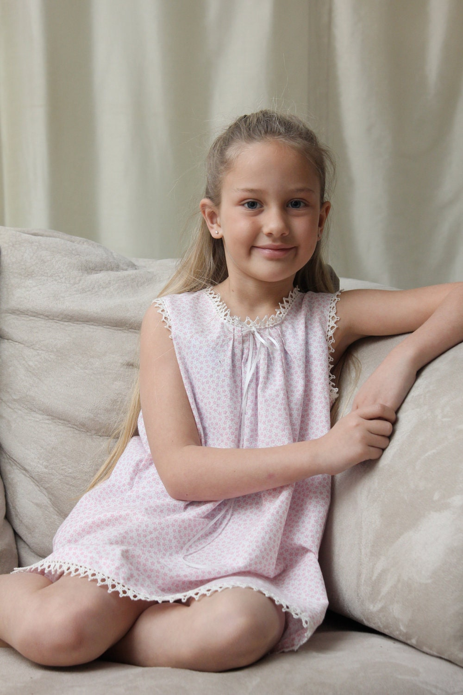 Baby Doll Pajamas Little Girl Models