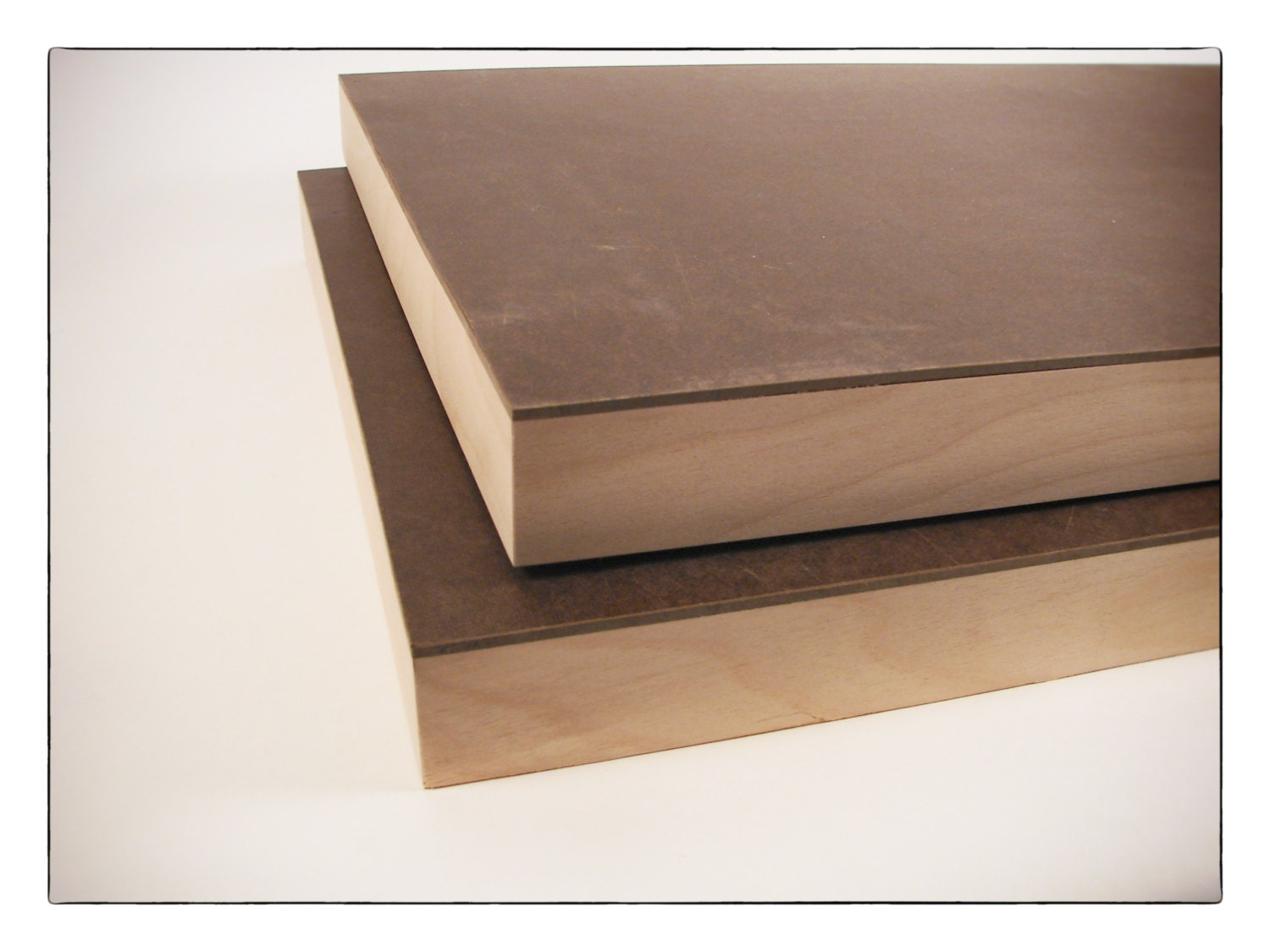 Hardboard Panel For Painting ~ Items similar to set of plywood painting panels