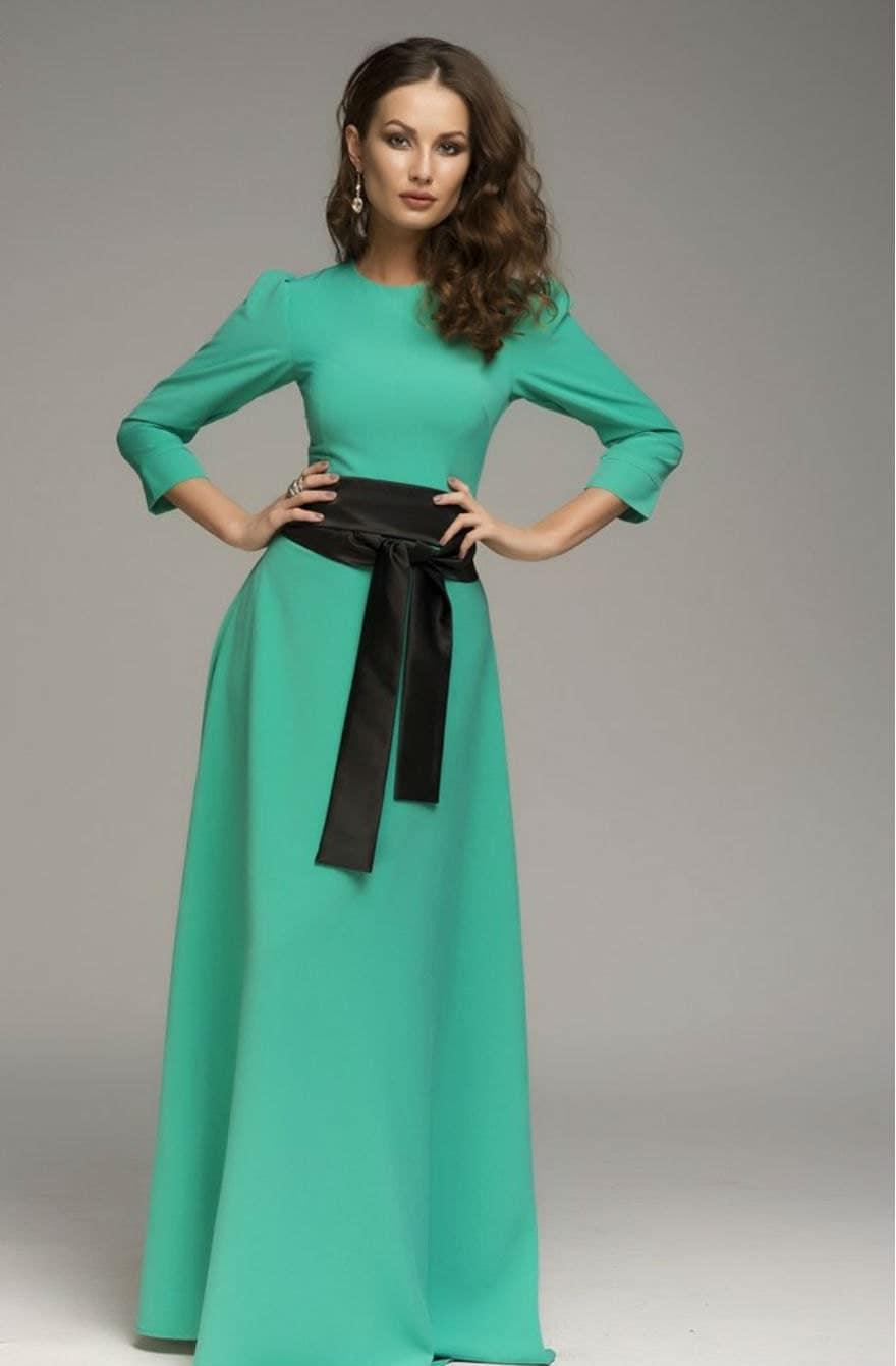 Фото платье в пол красивое