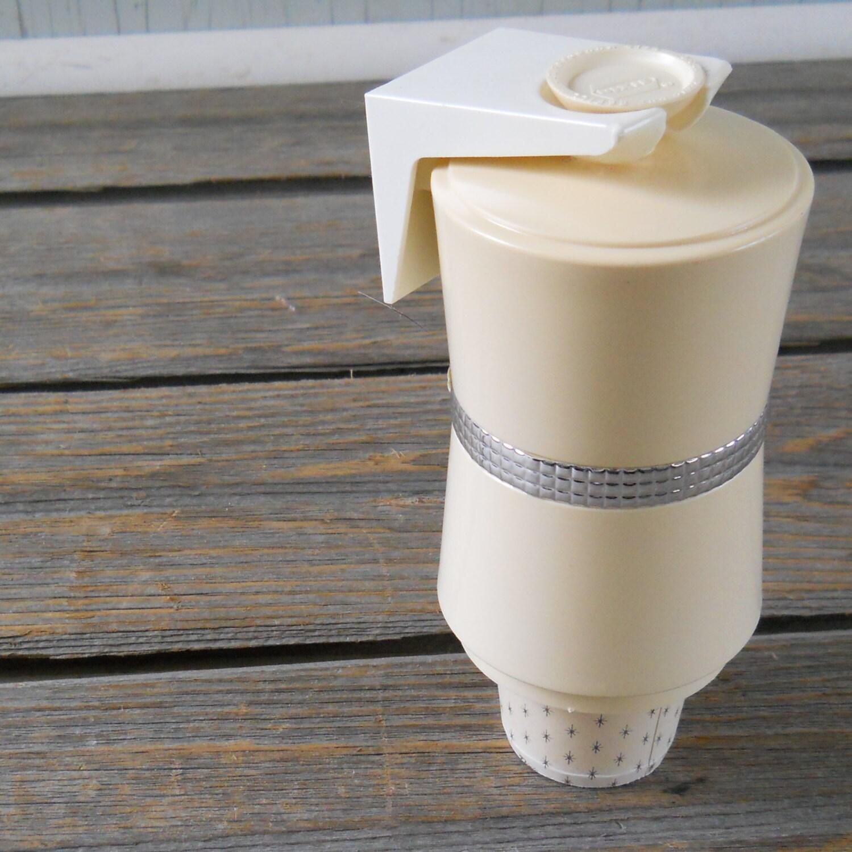 Dixie Cups Dispenser Vintage Starburst By Lisabretrostyle2