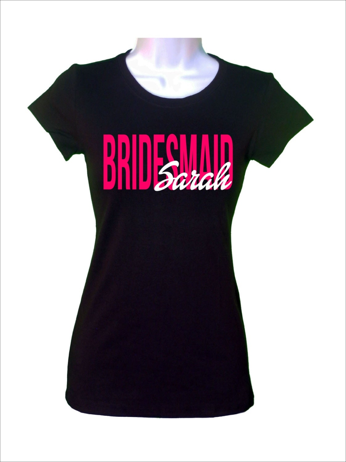 Custom And Personalized Bachelorette Party Tshirt By