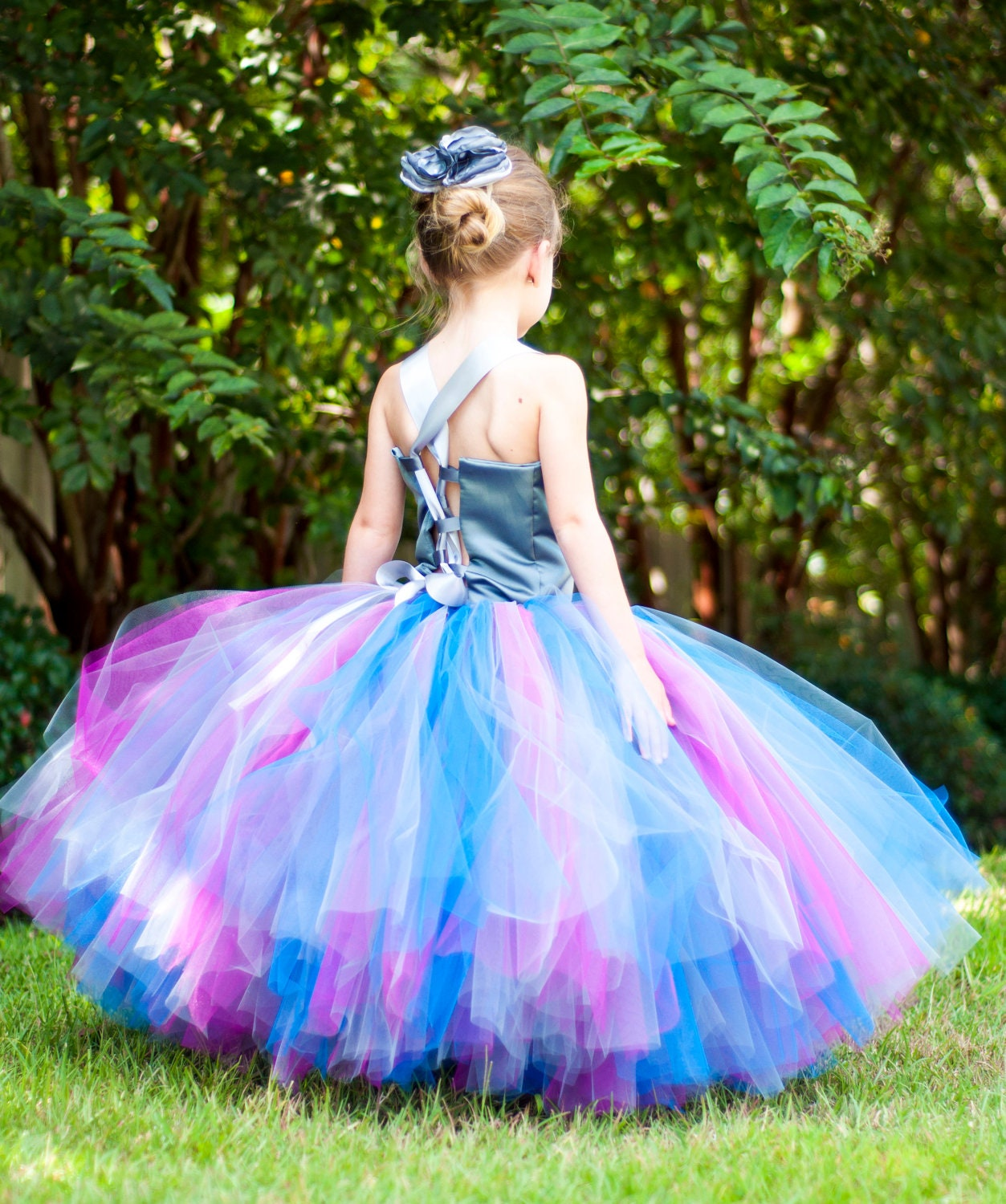 Flower girls dresses tutu