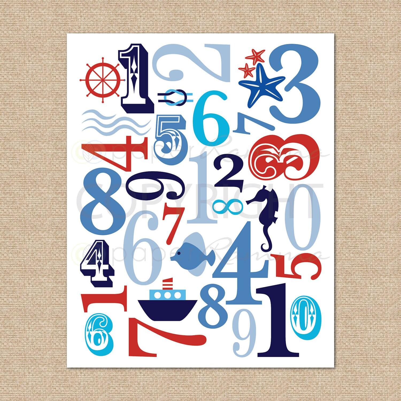 Jumbled Numbers Jumbled Number Art