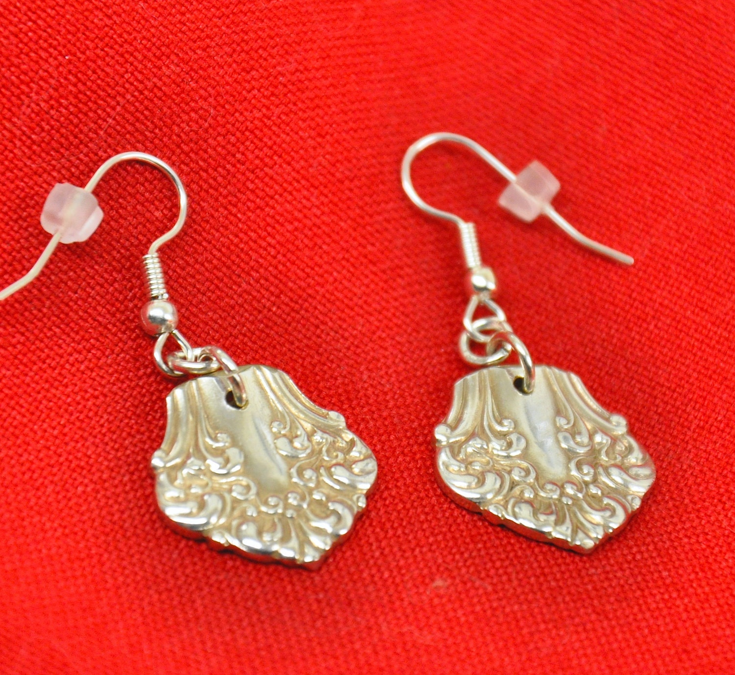 Spoon Earrings  Avon 1910
