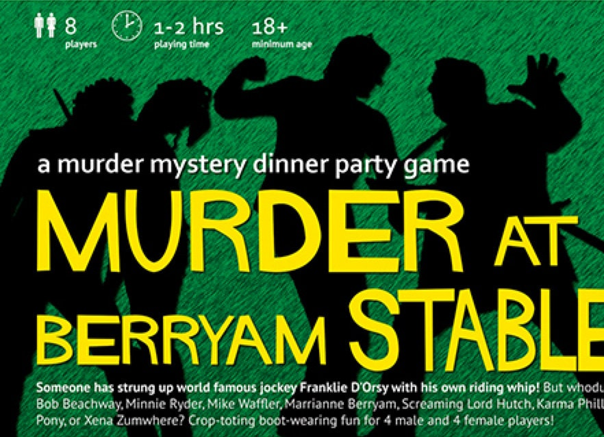 Murder at Berryam Stables Download