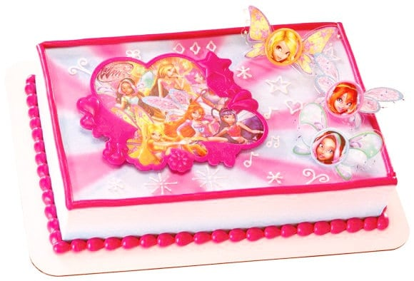 Winx Club Cakes For A Birthday