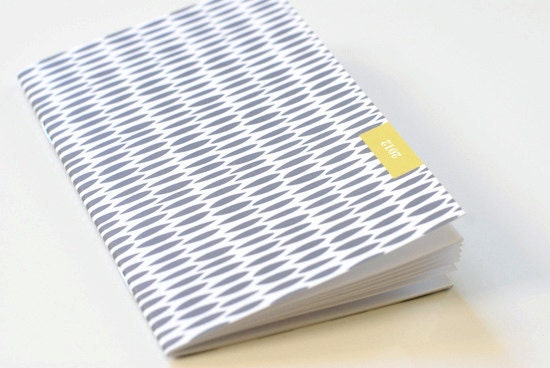 2012 pocket planner - wove