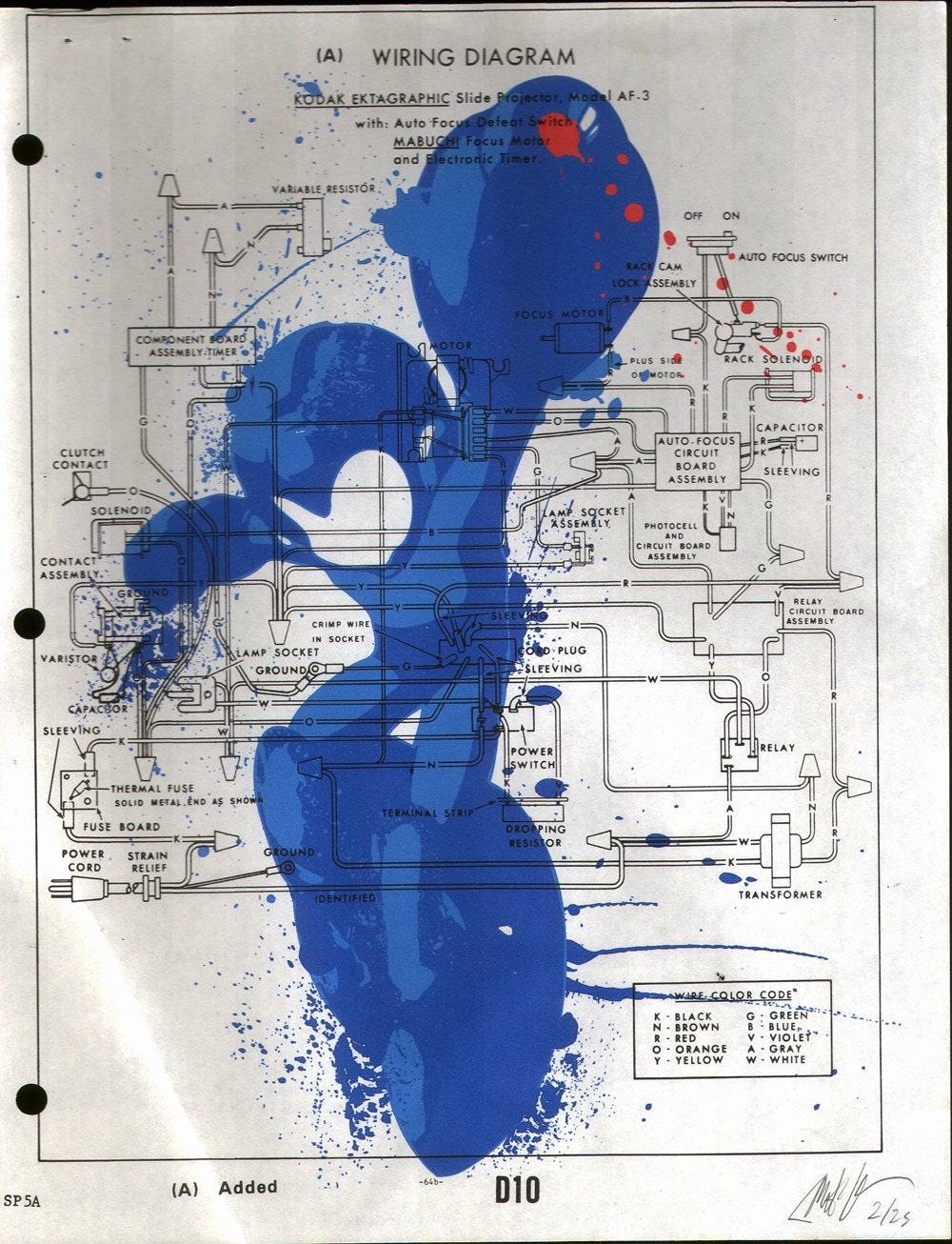 Mega Man Schematic Print On Vintage Paper By Thedailyrobot