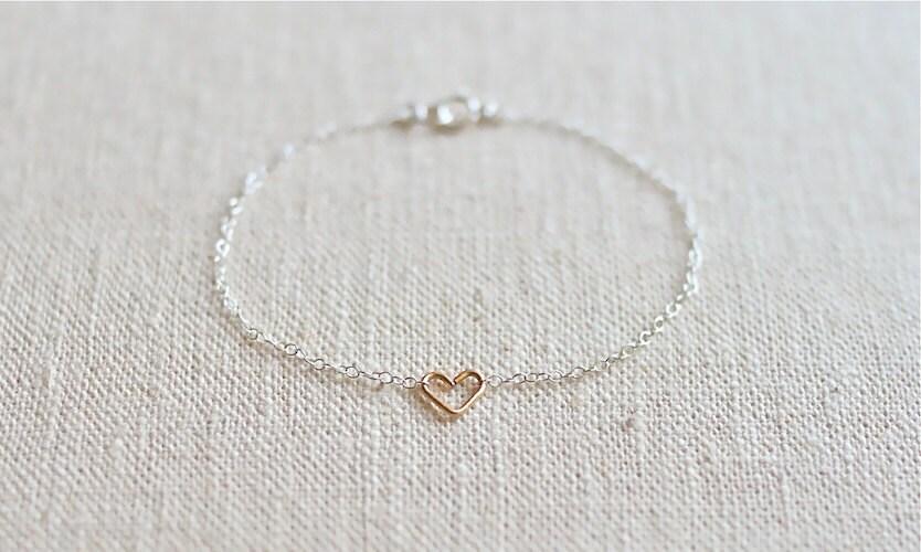 Mix Twin Bracelet (Sterling Silver)