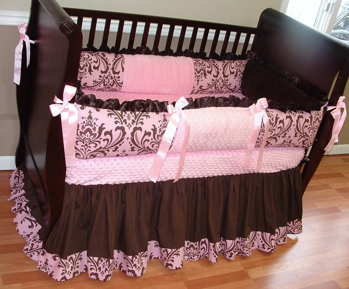 Unique Authentic ModPeaPod Baby Crib Bedding Set by