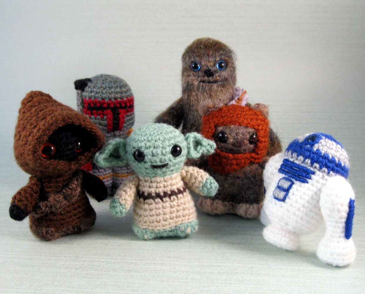 Ideas De Amigurumi : Ideas de decoracion con ganchillo o crochet (4). Especial ...