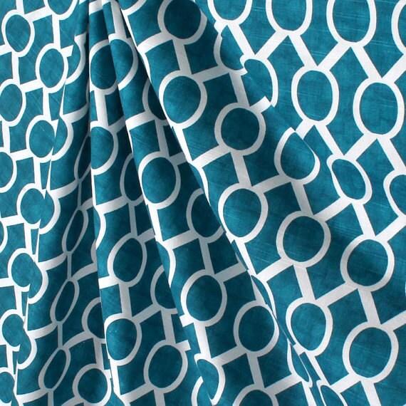 Designer shower curtains fabric