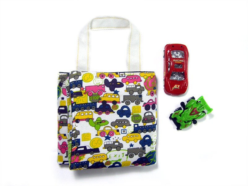 Cars Organizer Bag - Cars Roll and Road To Go - shusha64